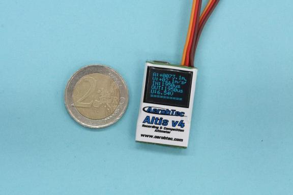 les nouveaux altimetres arrivent... Datos